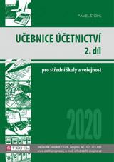 Uèebnice Úèetnictví 2020 - 2. díl