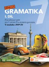 Nìmecká gramatika 7 pro ZŠ - 1. díl - pracovní sešit