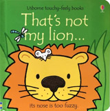That´s not my lion...