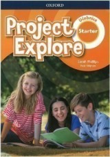Project Explore Starter Student´s book International