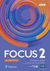 Focus (2nd Edition) 2 Student´s Book with Basic Pearson Practice English App
