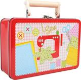 Dìtský kufr - Šicí sada