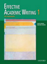 Effective Academic Writing 1: The Paragraph Book