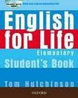 English for Life Elementary Student´s Book with MultiROM Pack