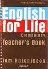 English for Life Elementary Teacher´s Book Pack