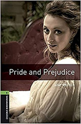 New Oxford Bookworms Library 6 Pride and Prejudice Audio CD Pack