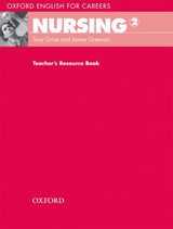 Oxford English for Careers Nursing 2 Teacher´s Resource Book