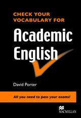 Check Your Vocabulary for Academic English SB