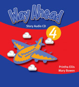 Way Ahead (new ed.) 4 Story Audio CD