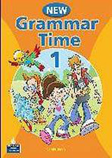 Grammar Time 1 (New Edition) Student´s Book with multi-ROM