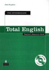 Total English Pre-Intermediate Teacher´s Book with Test Master CD-ROM
