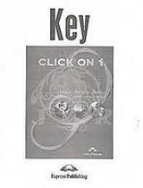 Click on 1 Video Activity Book key