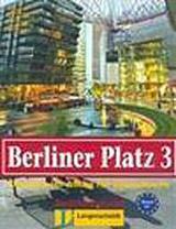 Berliner Platz 3 Lehr- und Arbeitsbuch
