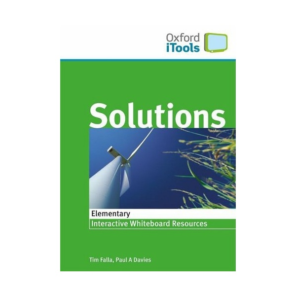 MATURITA SOLUTIONS ELEMENTARY iTOOL CD-ROM