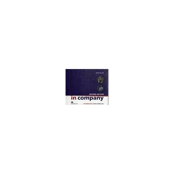 In Company Intermediate (2nd Edition) Class Audio CDs (3)
