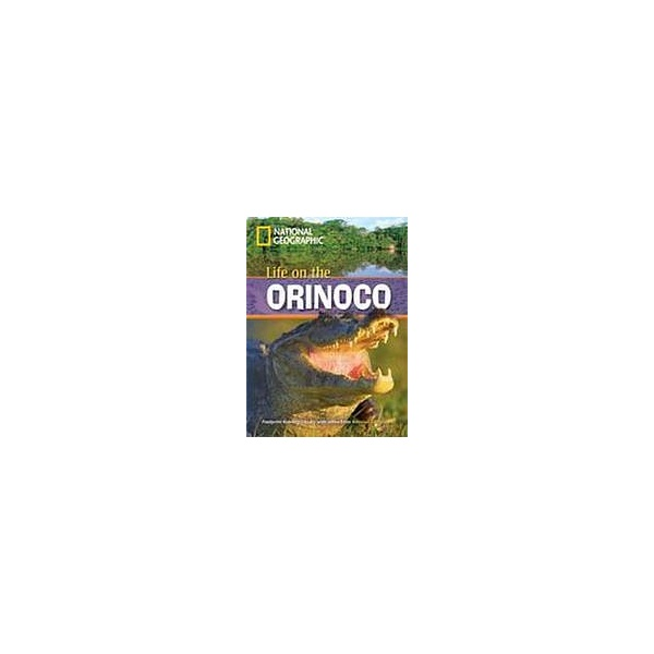 FOOTPRINT READING LIBRARY: LEVEL 800: LIFE ON THE ORINOCO with M/ROM (BRE)