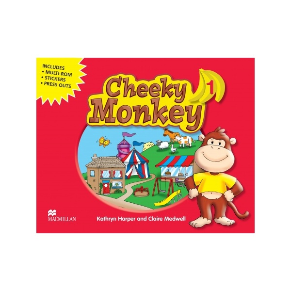 Cheeky Monkey 1 Pupil´s Book Pack