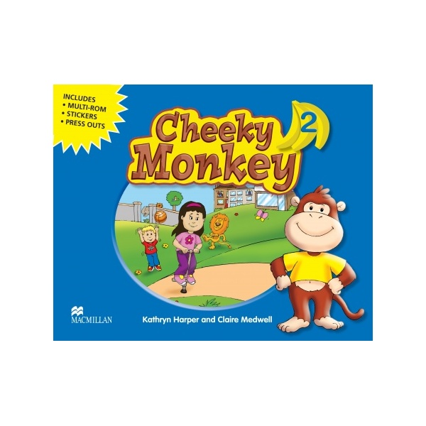 Cheeky Monkey 2 Pupil´s Book Pack