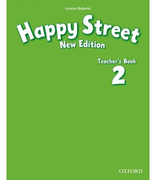 Happy Street 2 (New Edition) Teacher´s Book
