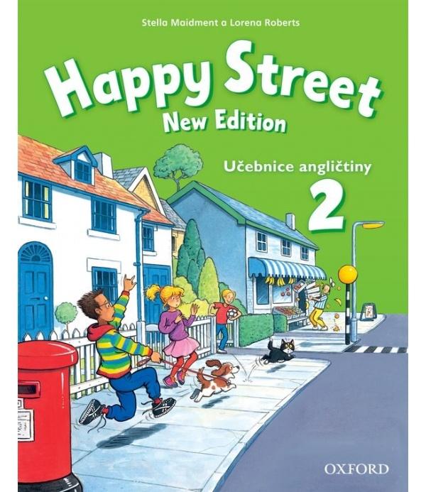 Happy Street 2 (New Edition) Učebnice angličtiny