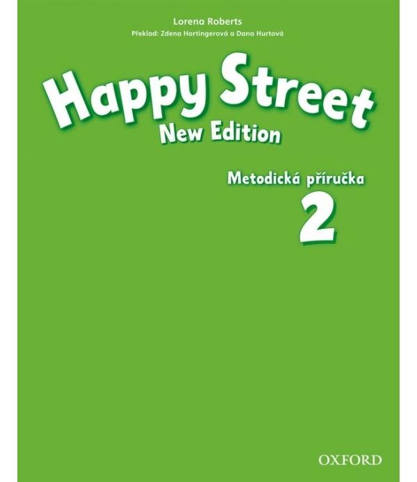 Happy Street 2 (New Edition) Teacher´s Book CZ