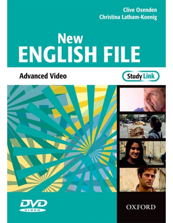 New English File Advanced DVD