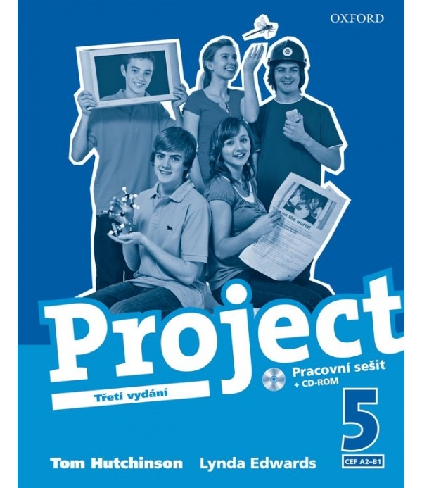 Project 5 Third Edition Workbook Pack CZ
