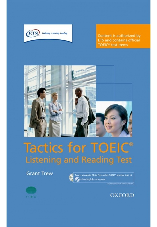 Tactics for TOEIC® Listening and Reading Pack