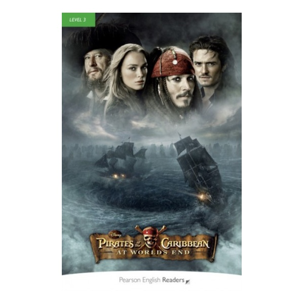 Penguin Readers 3 Pirates of the Caribbean at World´s End