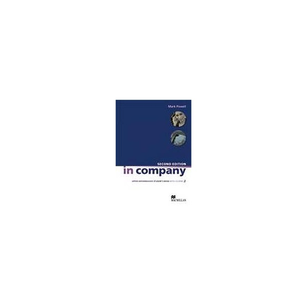 In Company Upper Intermediate (2nd Edition) Student´s Book with CD-ROM