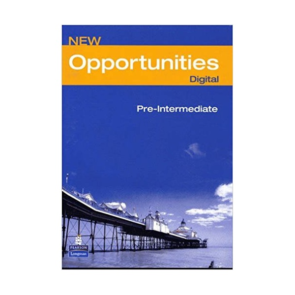 NEW OPPORTUNITIES Pre-Intermediate Interactive Whiteboard Software