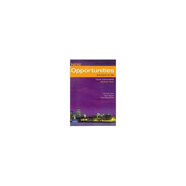 New Opportunities Upper Intermediate Student´s Book