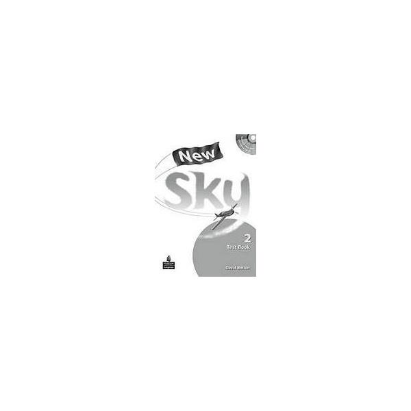 New Sky 2 Test Book