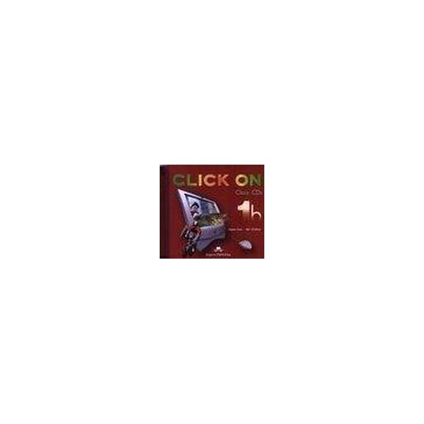 Click On 1b - Class Audio CDs (2)