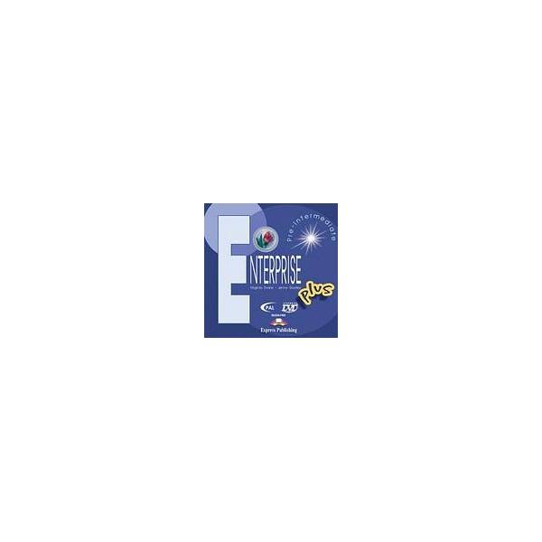 Enterprise Plus Pre-Intermediate - DVD PAL