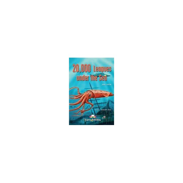 Graded Readers 1 20 000 Leagues under the Sea - Reader