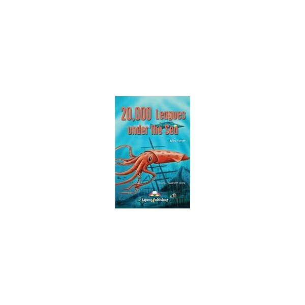 Graded Readers 1 20 000 Leagues under the Sea - Reader + Activity Book + Audio CD