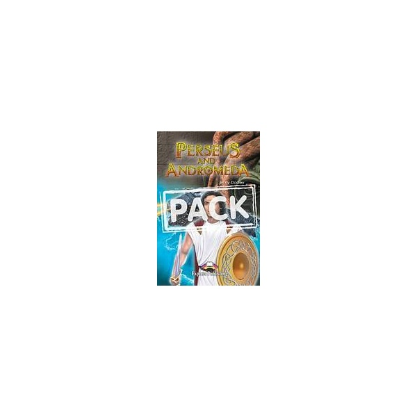 Graded Readers 2 Perseus and Andromeda - Reader + Activity Book + Audio CD