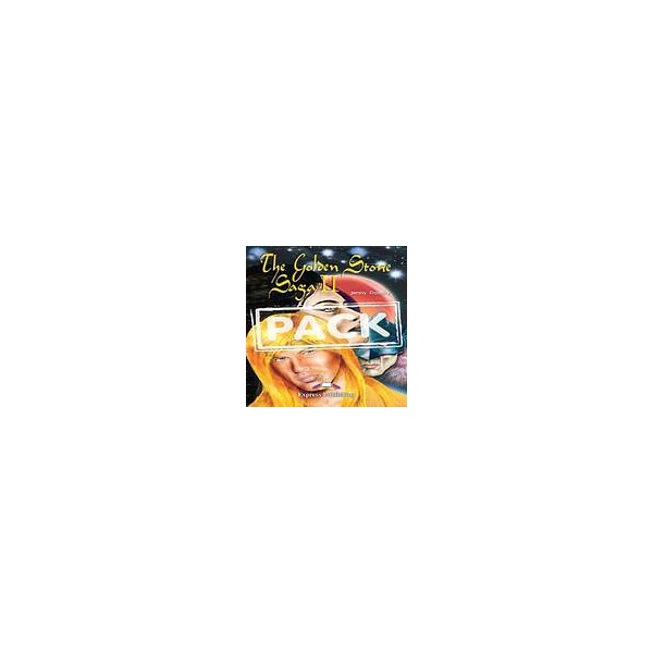 Graded Readers 4 The Golden Stone Saga II - Reader + Activity Book + Audio CD