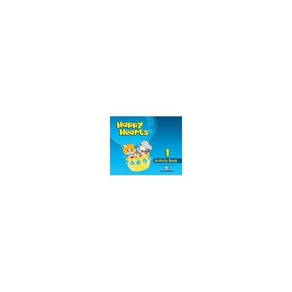 Happy Hearts 1 - Activity Book