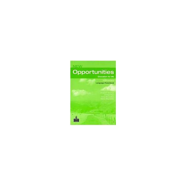 New Opportunities Intermediate Language Powerbook with CD-ROM