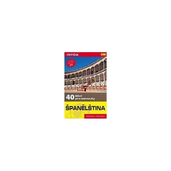 Španělština - 40 lekcí pro samouky