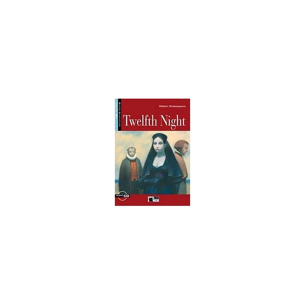 Black Cat TWELFTH NIGHT + CD ( Reading a Training Level 3)
