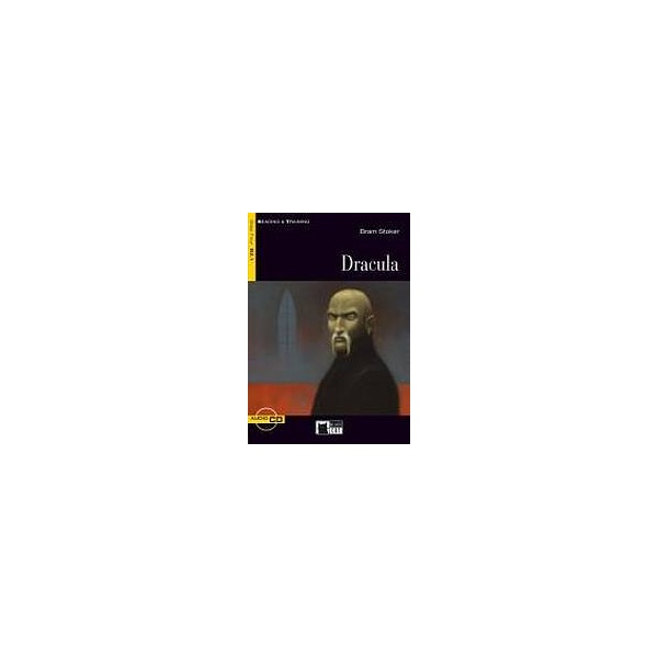 Black Cat DRACULA + CD ( Reading a Training Level 4)