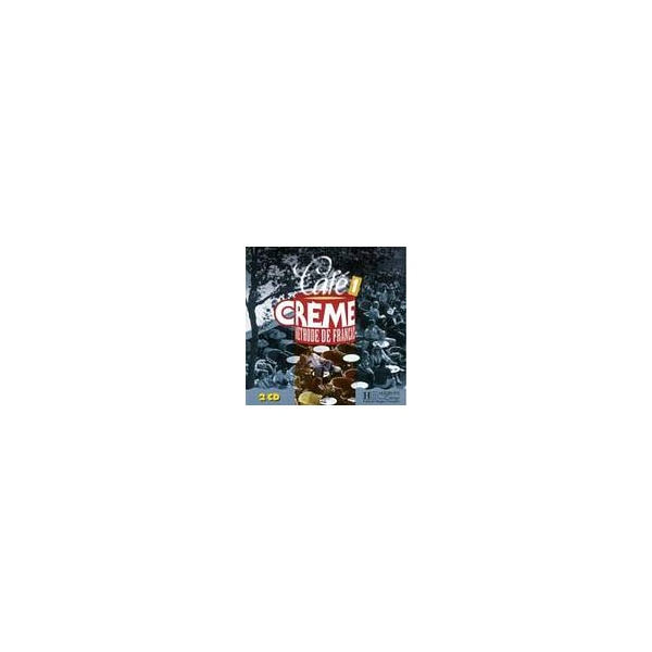 CAFE CREME 1 AUDIO CD /2/