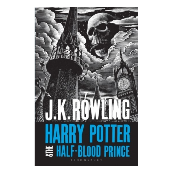 Harry Potter and the Half-Blood Prince Adult Edition