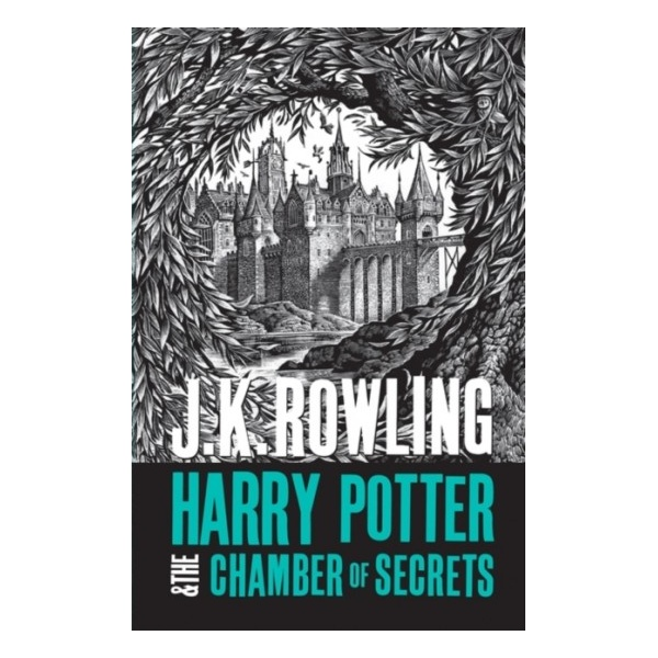 HARRY POTTER AND THE CHAMBER OF SECRETS Adult Edition