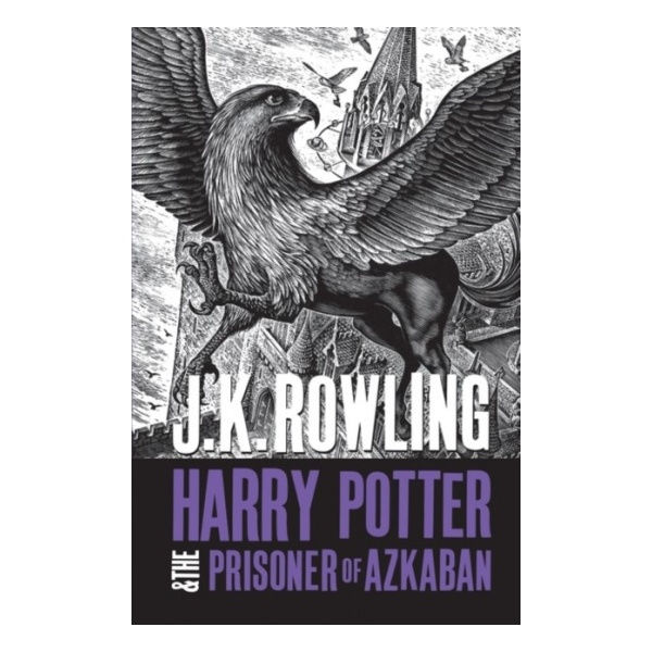 HARRY POTTER AND THE PRISONER OF AZKABAN Adult Edition