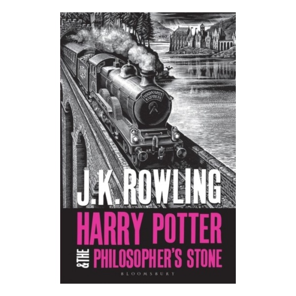 HARRY POTTER AND THE PHILOSOPHER´S STONE Adult Edition