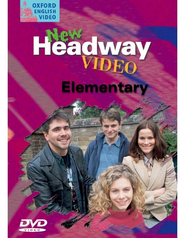 NEW HEADWAY ELEMENTARY DVD